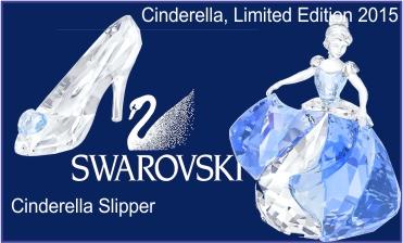 Swarovski Cinderella 2015
